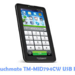 Touchmate TM-MID794CW USB Driver