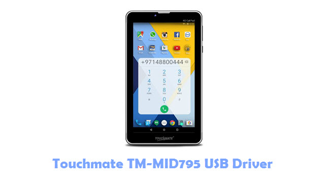 Download Touchmate TM-MID795 USB Driver