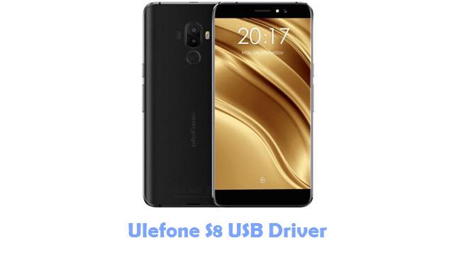 Ulefone S8 USB Driver