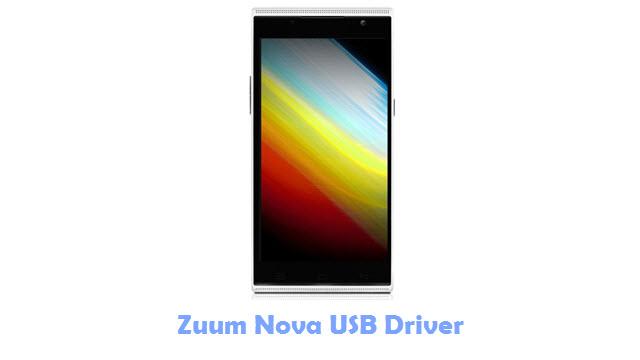 Download Zuum Nova USB Driver