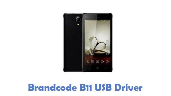 Brandcode B11 USB Driver