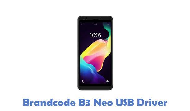 Brandcode B3 Neo USB Driver