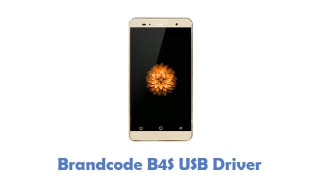 Brandcode B4S USB Driver