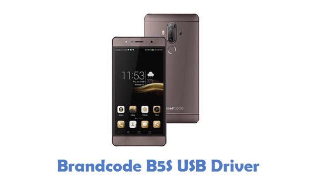 Brandcode B5S USB Driver