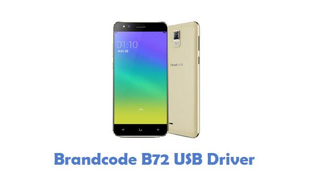 Brandcode B72 USB Driver