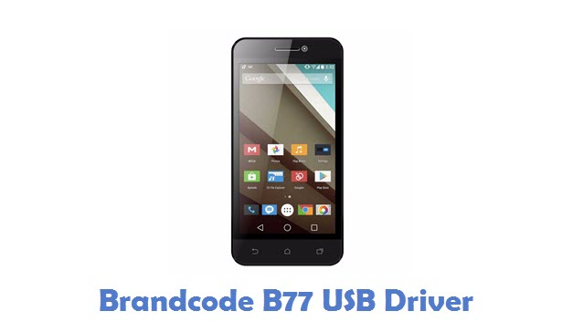 Brandcode B77 USB Driver