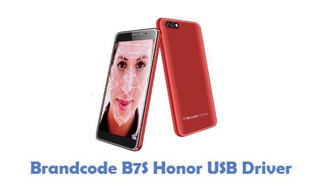 Brandcode B7S Honor USB Driver