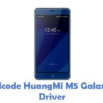 Brandcode HuangMi M5 Galaxy USB Driver