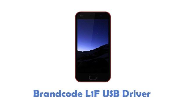 Brandcode L1F USB Driver