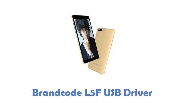 Brandcode L5F USB Driver