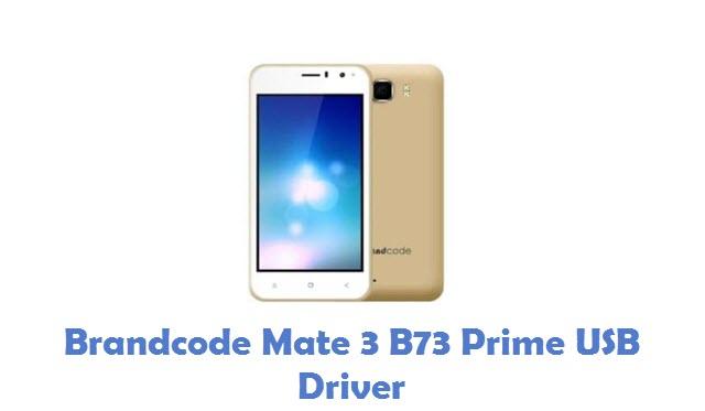 Brandcode Mate 3 B73 Prime USB Driver
