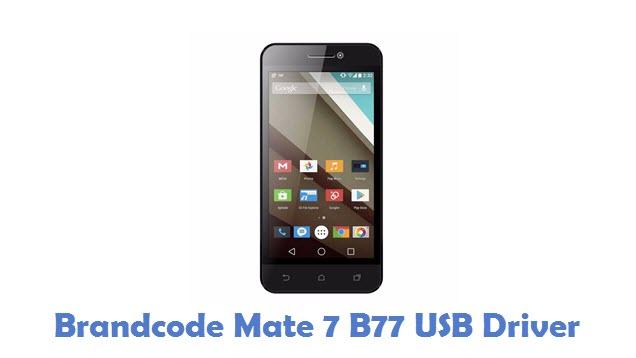 Brandcode Mate 7 B77 USB Driver
