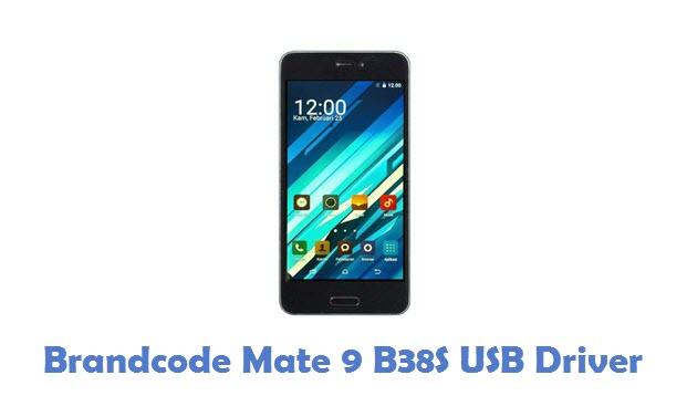 Brandcode Mate 9 B38S USB Driver