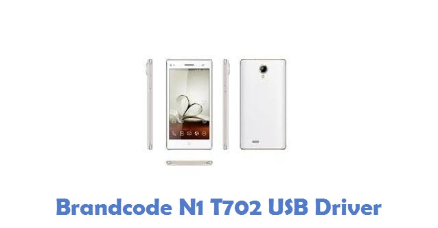 Brandcode N1 T702 USB Driver