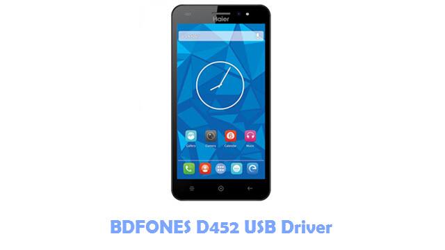 BDFONES D452 USB Driver