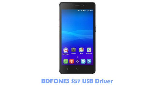 BDFONES S57 USB Driver