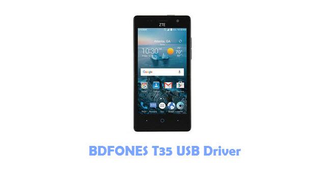 BDFONES T35 USB Driver