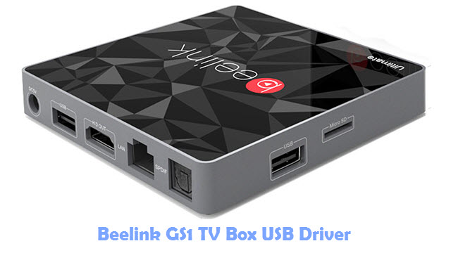 Beelink GS1 TV Box USB Driver