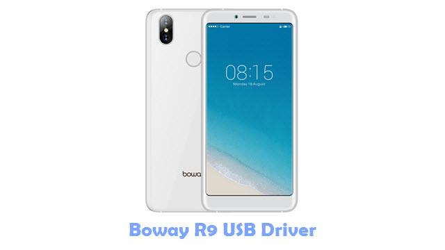 Boway R9 USB Driver