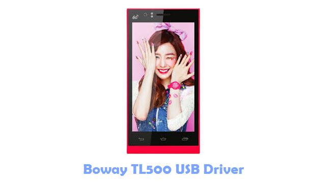 Download Boway TL500 USB Driver