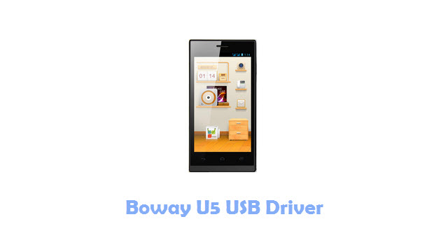 Download Boway U5 USB Driver