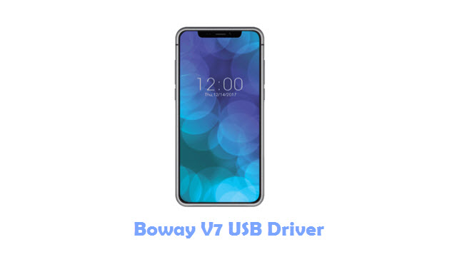 Download Boway V7 USB Driver