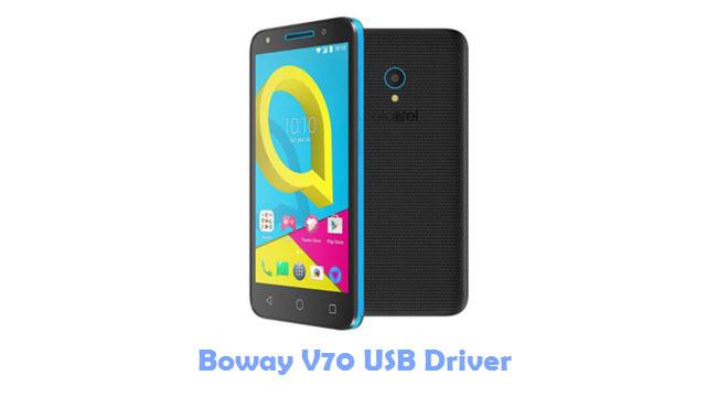 Download Boway V70 USB Driver