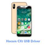 Hocom CX1 USB Driver
