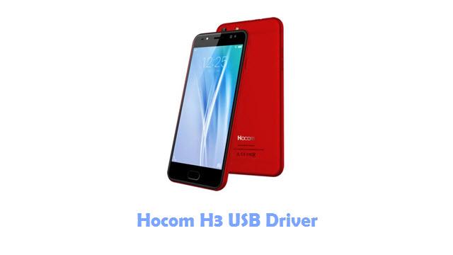 Download Hocom H3 USB Driver