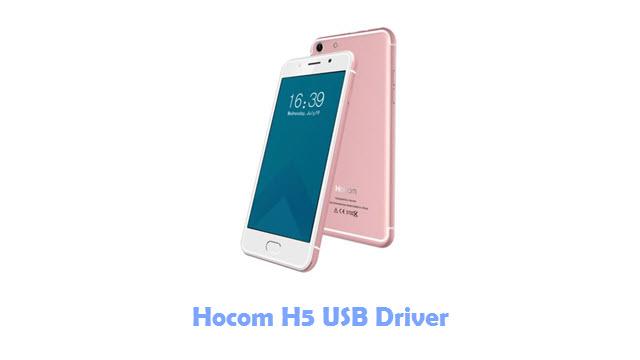 Hocom H5 USB Driver