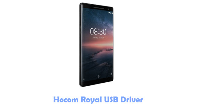 Hocom Royal USB Driver