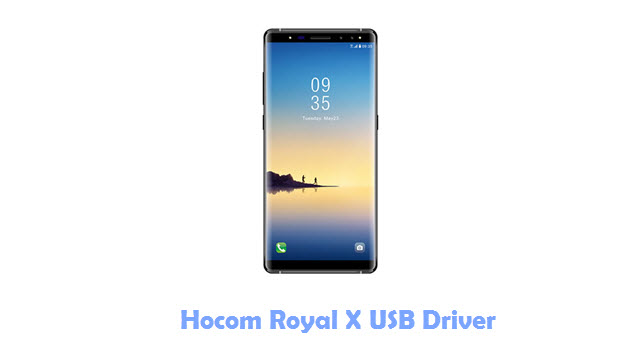 Hocom Royal X USB Driver