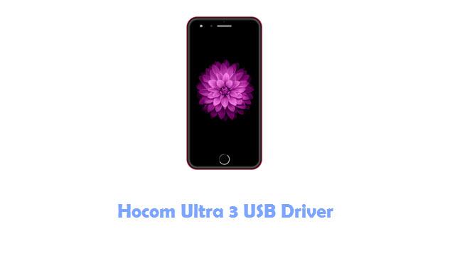 Hocom Ultra 3 USB Driver