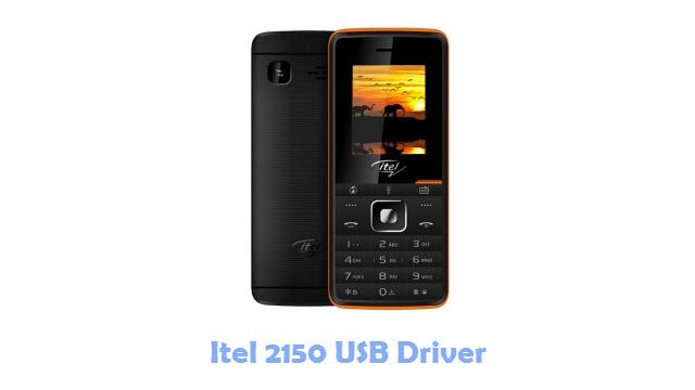 Download Itel 2150 USB Driver