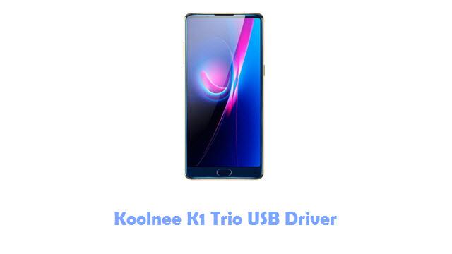Koolnee K1 Trio USB Driver