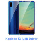 Download Koolnee K3 USB Driver