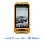 Land Rover A8 USB Driver
