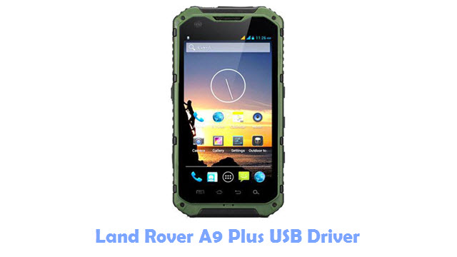 Land Rover A9 Plus USB Driver
