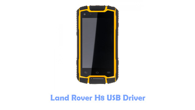 Download Land Rover H8 USB Driver