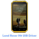 Land Rover H9 USB Driver