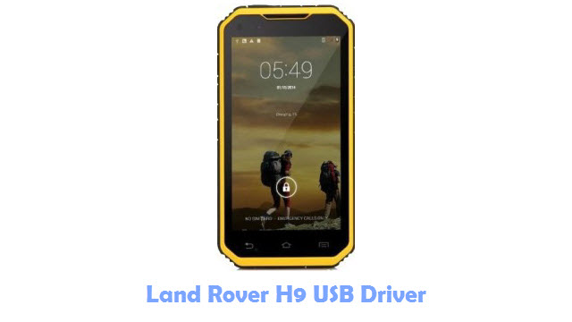 Download Land Rover H9 USB Driver