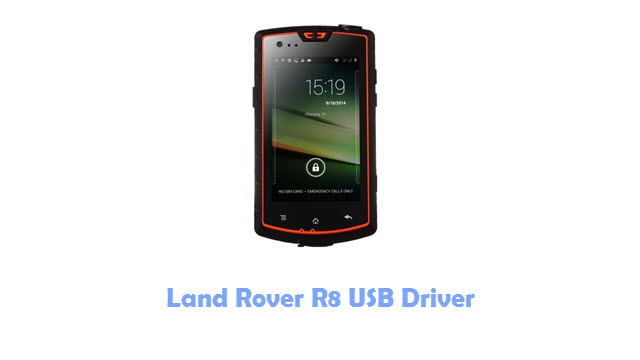 Download Land Rover R8 USB Driver