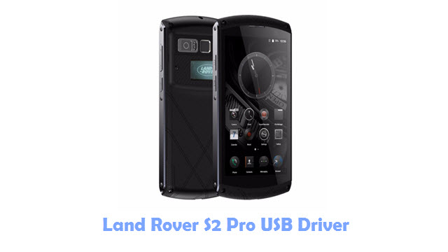 Download Land Rover S2 Pro USB Driver