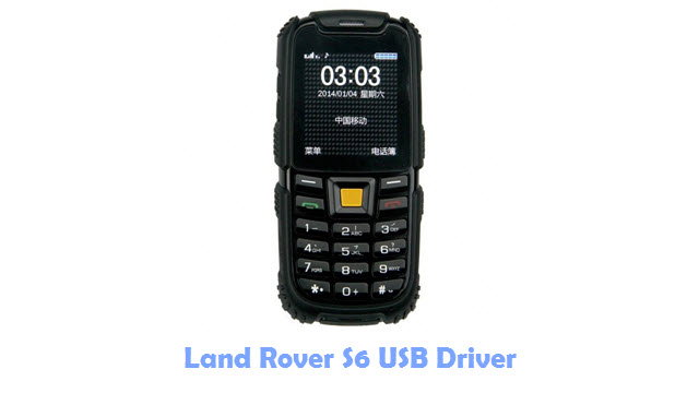 Download Land Rover S6 USB Driver