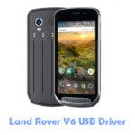 Land Rover V6 USB Driver