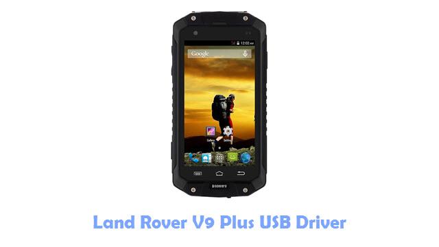 Download Land Rover V9 Plus USB Driver