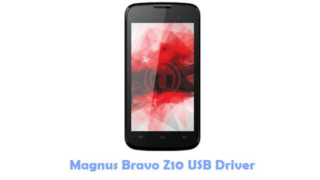 Magnus Bravo Z10 USB Driver