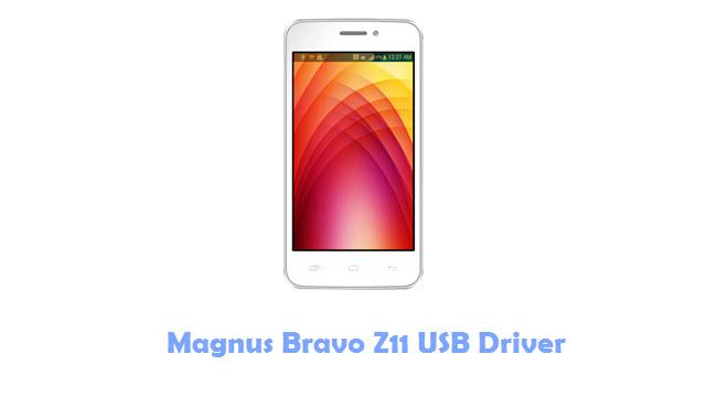 Magnus Bravo Z11 USB Driver
