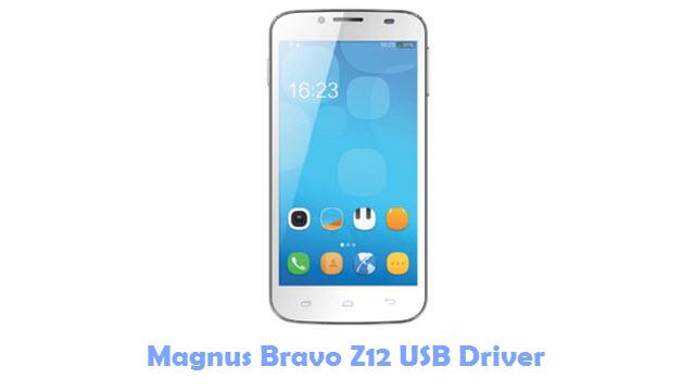 Magnus Bravo Z12 USB Driver