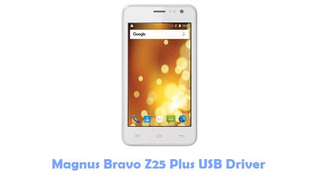 Download Magnus Bravo Z25 Plus USB Driver